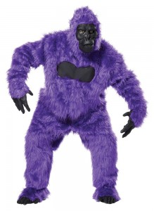 Realistic Bigfoot Costume