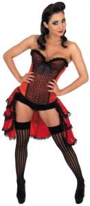 Red Burlesque Costumes