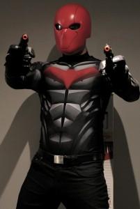 Red Hood Costume