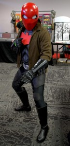 Red Hood Costume Batman
