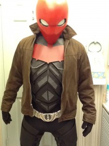 Red Hood Costume Design