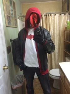 Red Hood Costume Images