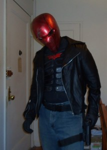 Red Hood Costume Pictures