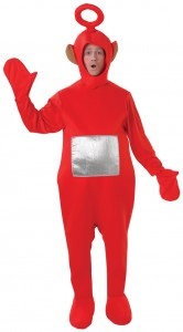 Red Teletubby Costume