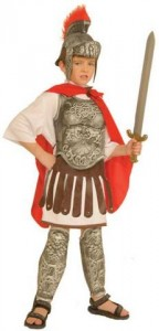 Roman Soldier Costume Child