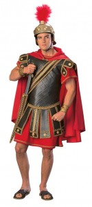 Roman Soldier Costume for Men