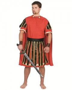 Roman Soldier Costumes Adults