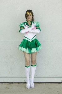 Sailor Jupiter Costume Images