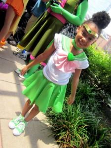Sailor Jupiter Costume for Kids