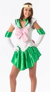 Sailor Jupiter Costumes