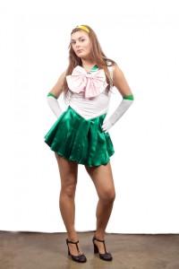 Sailor Jupiter Halloween Costume