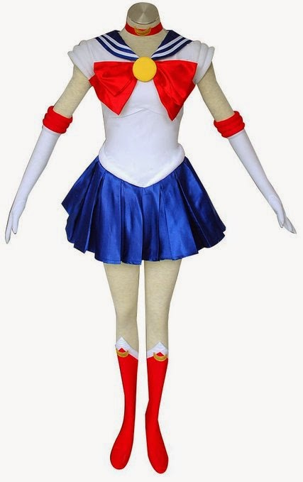Sailor moon adult costume