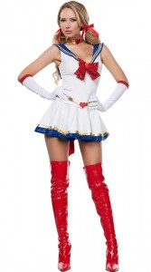 Sailor Moon Costumes for Adults