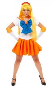 Sailor Moon Halloween Costumes