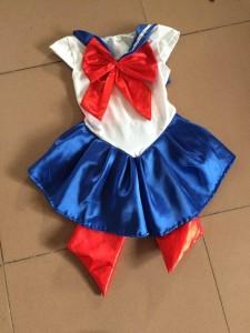 Sailor Moon Kids Costume