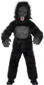 Sasquatch Costume Child