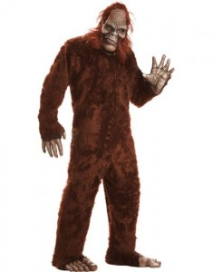 Sasquatch Halloween Costume