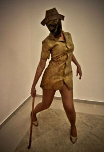 Silent Hill Nurse Costume Images