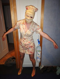 Silent Hill Nurses Costume
