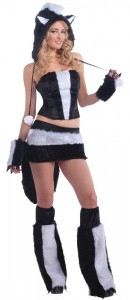 Skunk Costume for Women
