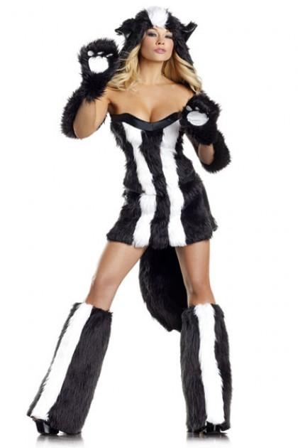 Ostrich Halloween Costume