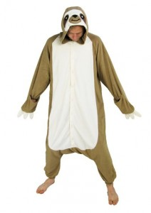 Sloth Costume Ideas