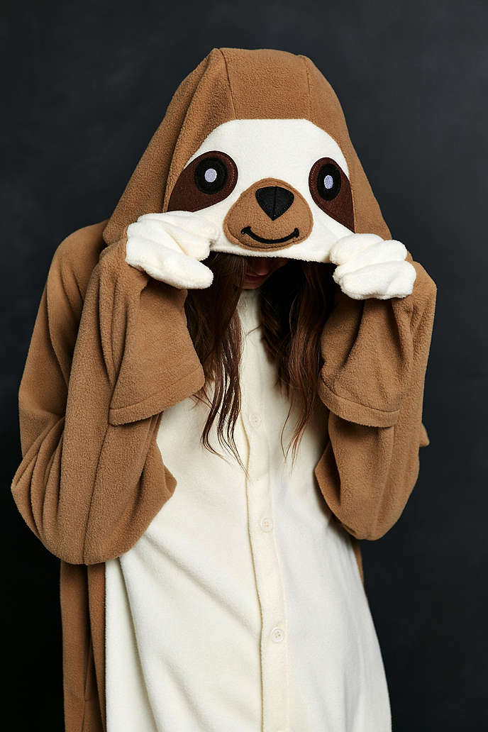 Gallery For gt Sloth Costume