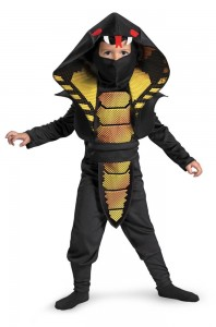 Snake Costume