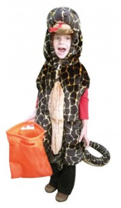 Snake Costume for Kids