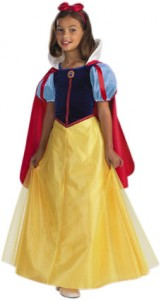 Snow White Costume Kids