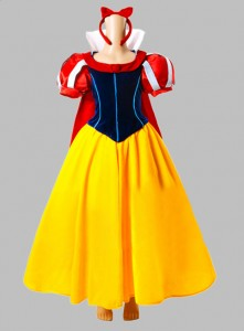 Snow White Costume Pattern