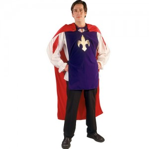 Snow White Prince Costume Men