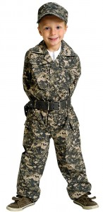 Soldier Costume Child