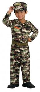 Soldier Costume Kids