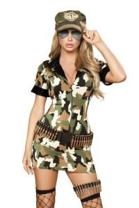 Soldier Halloween Costumes