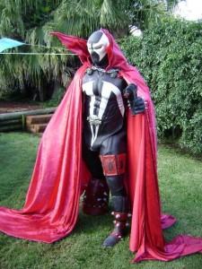 Spawn Costume Design
