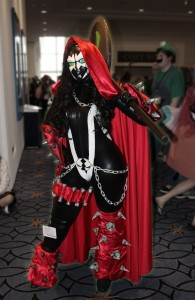 Spawn Costume Images