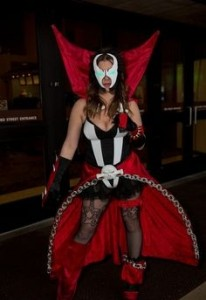 Spawn Costume for Women