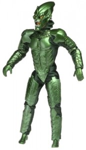 Spiderman Green Goblin Costume