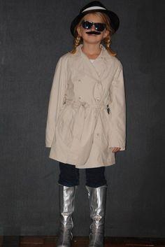 Kids Spy Outfit