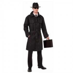 Spy Costume Male