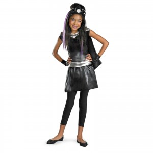 Storm X Men Costume Kids