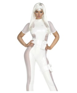 Storm X-Men Costume White
