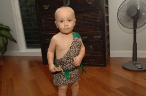 Tarzan Costume for Baby