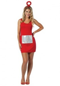 Teletubbie Costumes for Adults