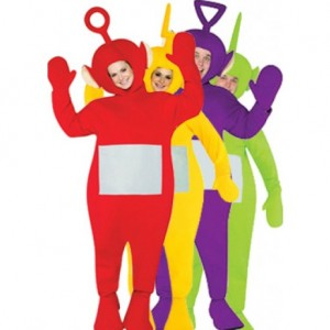 Teletubbies Costume