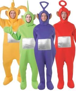 Teletubbies Costumes