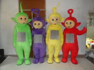 Teletubbies Mascot Costumes
