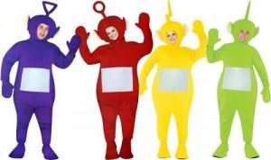 Teletubby Costumes