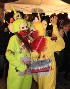 Teletubby Halloween Costumes